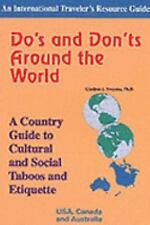 Do's and Don'ts Around the World: A Country Guide to Cultural and Soci-ExLibrary