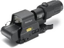 EOTech HHS I Complete system with EXPS3-4 HWS, G33 magnifier and STS QD mount