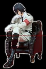Togainu no Chi SHIKI PVC 1/10 figure & CD white uniform ver LTD ED Kotobukiya