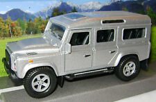 NEU 4X4 DEFENDER SILBERN LAND ROVER AUTO TEAMSTERS VERPACKT