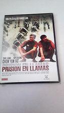 """DVD """"PRISION EN LLAMAS"""" RINGO LAM CHOW YUN FAT TONY LEUNG"""