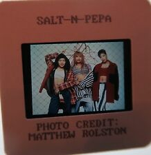 SALT- N- PEPA Showstopper Hot, Cool & Vicious  My Mic Sound Nice   SLIDE 2