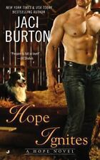 Hope Ignites By NY Times Bestseller Jaci Burton Book 2 Hope Series Free Shipping