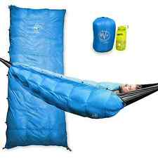 "Outdoor Vitals ""Aerie"" 30°F Underquilt / Down Sleeping Bag / Dual Person"