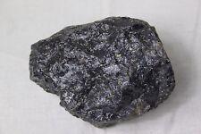 LARGE 875g snowflake obsidian crystal mineral chunk healing stone