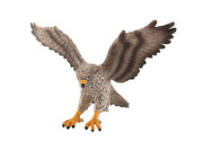 69385 Bullyland Common Buzzard Figurine [Birds] 69x53x115mm