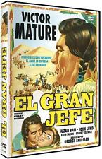 CHIEF CRAZY HORSE (1955)  **Dvd R2** Victor Mature