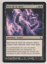 MTG Magic SOK - (3x) Death Denied/Déni de la mort, French/VF