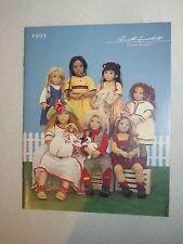 Annette Himstedt Puppen Kinder Katalog 1999