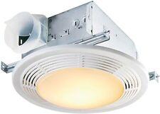 Nutone 8663RP 100CFM Fan/Light