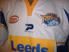 Leeds Rhinos Adult Small Patrick Rugby League Shirt Jersey Tetleys Vintage Top A