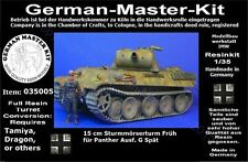 035005, Paper tanques, 1:35, 15 cm sturmmörserturm temprano, gmkt World of War II