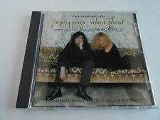 JIMMY PAGE & ROBERT PLANT CONVERSATIONS CD MUSIC FROM NOQUARTER LED ZEPPELIN NEW