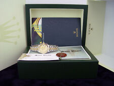 ROLEX - Gold & SS Ladies DateJust Champagne Diamond Dial - 79173 SANT BLANC