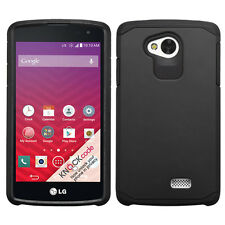 LG OPTIMUS F60 TRIBUTE TRANSPYRE HYBRID FUSION CASE DUAL LAYER COVER LS660 MS395
