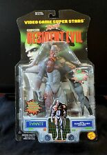 * RESIDENT EVIL / Tyrant / Action Figure CAPCOM 1998 FACTORY SEALED *