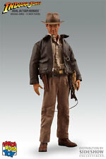 "Indiana Jones Harrison Ford 12"" Figur Medicom Rah Sideshow"