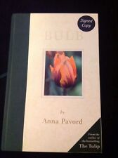 Bulb By  Pavord, Anna . Signed Copy