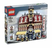 Original Bauanleitung / Instruction für LEGO 10182 - Cafe Corner, Super Zustand