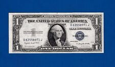 Fr.1617   $1  1935 G  WITH MOTTO  SILVER CERTIFICATE SN C 63558971 J UNCIRCULATE