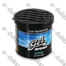 Original Areon Car Air Home Office Gel Based Perfume Freshener- WISH