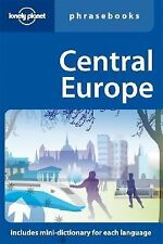 Central Europe: Lonely Planet  Phrasebook