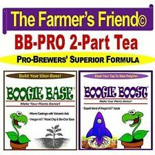 NEW Boogie Brew PRO Complete Compost Tea Fertilizer 3lLB = 50 Gallon BAY HYDRO