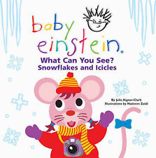What Can You See? Snowflakes and Icicles (Baby Einstein),ACCEPTABLE Book