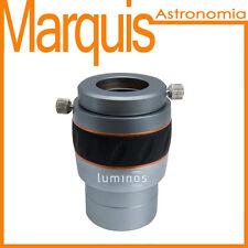 Barlow LUMINOS 2,5 X - apocromatica a 4 elementi Celestron cod.93436