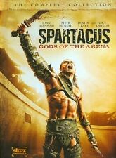 Spartacus: Gods of the Arena - The Complete Collection (Blu-ray Disc, 2011, 2-Di