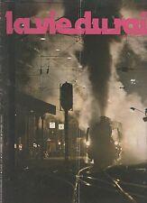 la vie du rail N°1624 du 1 janvier 1978 vapeur 230 G