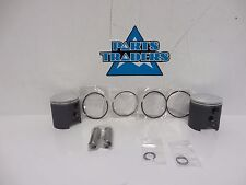 Wossner Piston Kit X2 Yamaha RD350 1973-1975 RD400 1976-1979 Over Bore 68.50mm