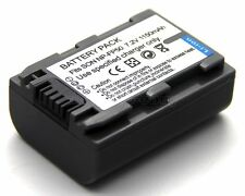 New 7.2v 1150mAh Battery for SONY NP-FP30 NP-FP50 AC-VQP10 BC-TRP BC-TRV BC-VH1