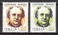 Italy - 1972 Lorenzo Perosi - Mi. 1385-86 MNH