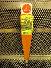 UINTA BREWING Co Salt Lake City Utah ~ HOP NOTCH IPA ~ Beer Tap Handle