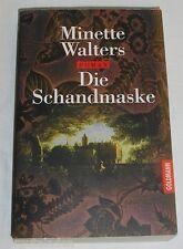 Minette Walters - Die Schandmaske -   Buch   gebraucht