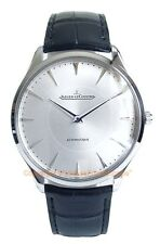 JAEGER LECOULTRE Master Ultra Thin Automatic 41mm Watch Q133.84.21 Retail $8500