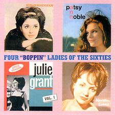 V.A. - FOUR BOPPIN' LADIES OF THE SIXTIES - Great CD!