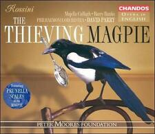 The Thieving Magpie (Chandos Opera in English), New Music