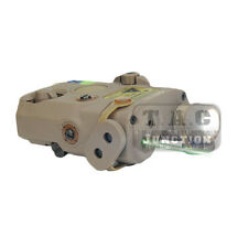 FMA Target Pointer Illuminator Aiming Light LED Light + Green Laser  w/ IR Lens