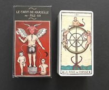 Tarot Pole Ka de Marseille Cards Deck (some box damage - factory sealed)