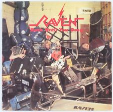 Rock Until You Drop  Raven Vinyl Record