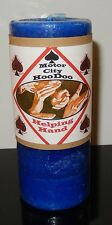 Helping Hand CANDLE Wiccan Pagan Magic COVENTRY Creations Hoo Doo Pillar candle