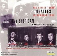 Sheridan, Tony, Beatles, In Hamburg 1961: A Musical Biography Audio CD