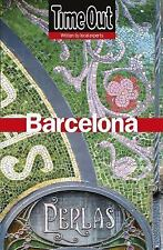 Time Out Guides: Time Out -- Barcelona by Time Out Guides Ltd Staff (2013,...