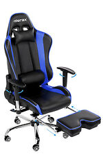 Merax Office Pu Leather Racing Gaming Chair Computer Desk Chair