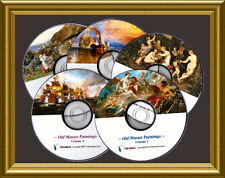 Make prints from old master paintings-géant business package-restauré images