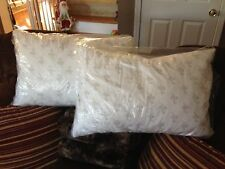 "SET OF 2 ""MY PILLOW"" MEDIUM FILLL STANDARD QUEEN PILLOWS!!"