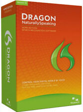Dragon NaturallySpeaking Home 12 - New Retail Box 12.5