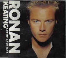 Ronan Keating-Lovin Each Day Promo cd single